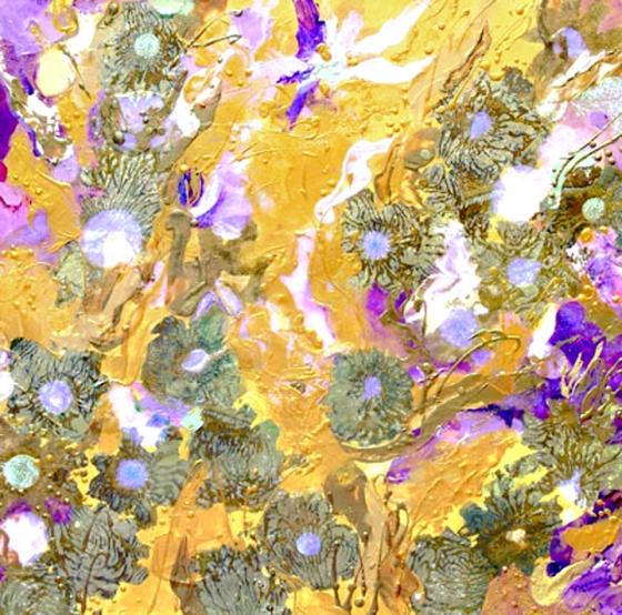 Anemones by Lenore Kleeman